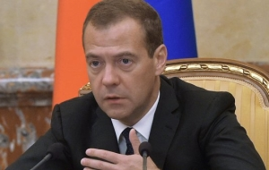 Medvedev: the process of Declaration of foreign assets is slow
