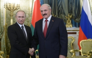 Putin and Lukashenko agreed to discuss in Moscow the relations between the two countries