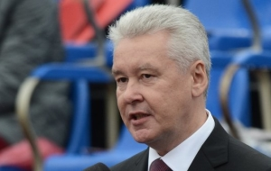 "Sobyanin has opened a forum ""Moscow-Italy"" in the Russian pavilion at ""EXPO 2015"""