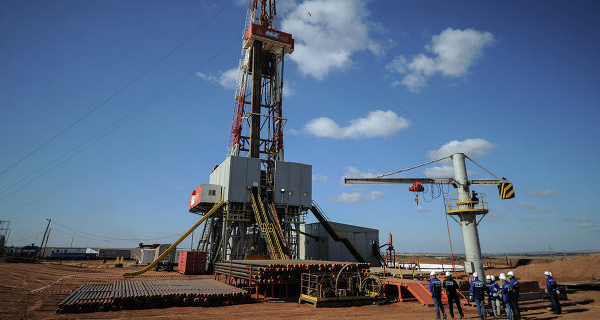 Rosstat: gas production in Russia for 9 months has decreased on 5,3%