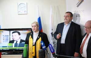 Vyacheslav Maratkanov re-elected Chairman of Right cause party