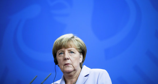 "Merkel: the lifting of sanctions with Russia are still linked to the implementation of the ""Minsk-2"""