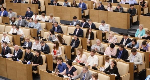 The state Duma will consider removing links the search engines with false data