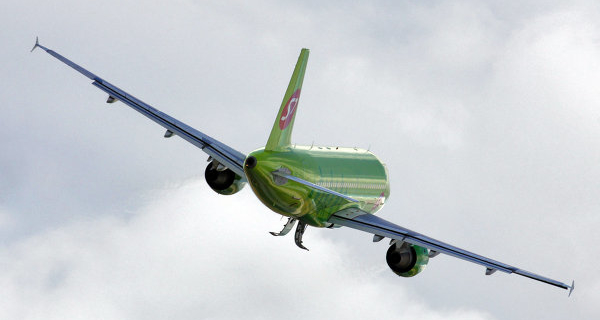 The S7 group has applied for 24 international destinations, Transaero