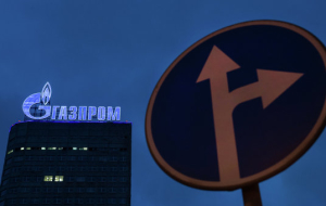"""Gazprom"" for the first decade of October increased its exports of gas to Europe by 35.8%"
