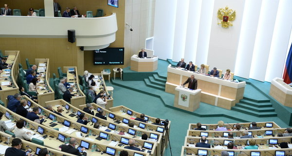 The Federation Council will consider amendments to the law in connection with the adoption of the budget-2016