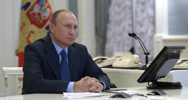Putin: we need to expand into new energy markets