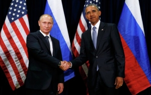 Structurally, the main point: Putin and Obama discuss Syria and Ukraine