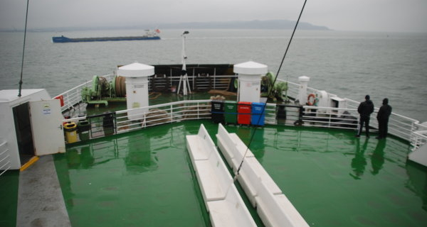 Two additional ferry will be allowed in winter in the Crimea for the supply of products