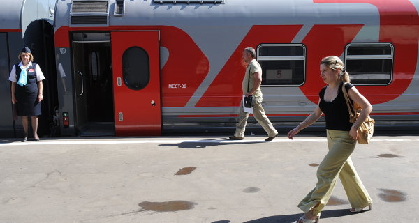 RZD signed a Memorandum of electrification railway line in Iran