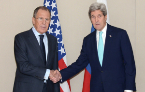 Lavrov will try to agree with Kerry on Syria and Ukraine