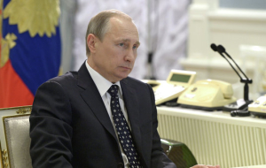 Putin on Thursday will meet with the Governor of the Ulyanovsk region