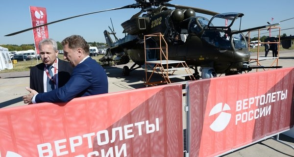 """""""Helicopters of Russia"""" will supply Rosneft in 2016, four helicopters"""