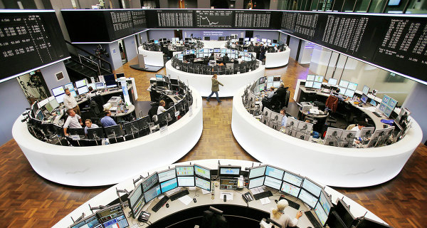 European exchanges closed the trading day in positive territory amid reports from the U.S. Federal reserve
