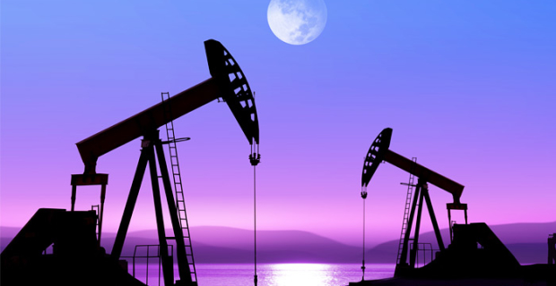 Oil prices rose after a sharp fall in prices on the eve of