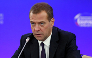 Medvedev approved the territorial planning scheme of Sevastopol