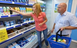 Tsyganov: the FAS against price regulation of milk and dairy products