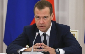 Medvedev: the Russian Federation intends to move to a normal trade regime with Ukraine