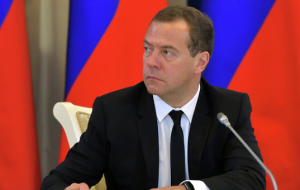 Medvedev will take part in an online conference in SKOLKOVO on September 28
