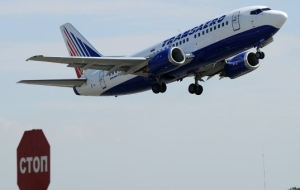 B: Transaero airlines may stop flying in the next week