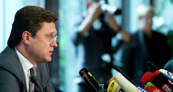 Novak: Russia and Iran discuss deal on sharing oil and gas