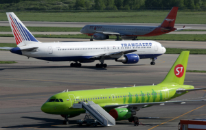 "S7 shareholders have declared readiness to give part of shares in payment of a debt ""Transaero"""