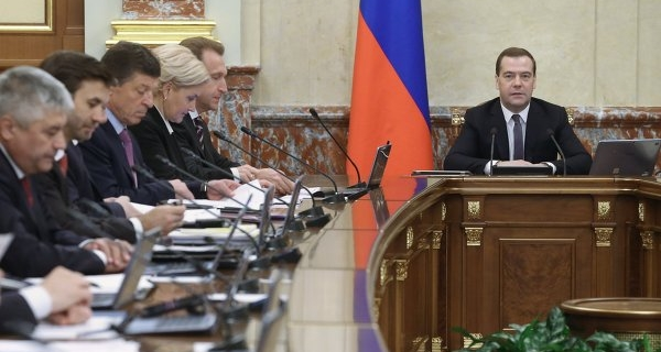 Medvedev approved the composition of the governmental Commission on development of Crimea and Sevastopol