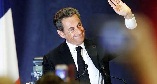 Crimean authorities invited Nicolas Sarkozy to visit the Peninsula