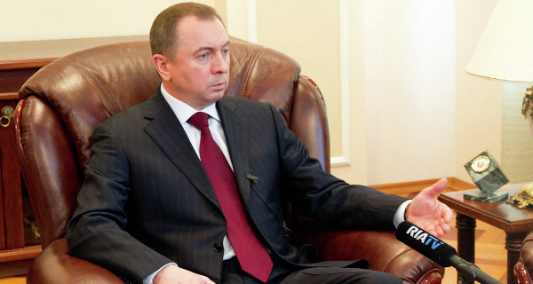 The foreign Ministry of Belarus: Eurasian Union is not a competitor of the CIS