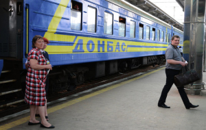 Tutu.ru: the number purchased railway tickets from Russia to Ukraine has doubled