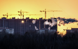 Analysts: the prices for habitation in Moscow in the third quarter fell
