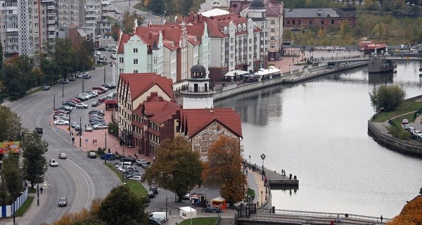Italian companies are interested in new Kaliningrad resort