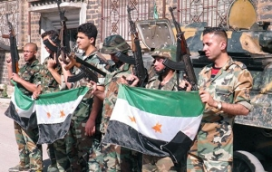 Syrian rebels have rejected the idea to join forces with Assad in fight against ISIS