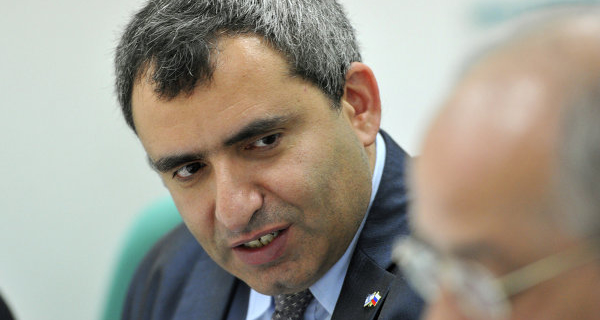 Minister of Israel spoke about the creation of a free trade zone with the EEU