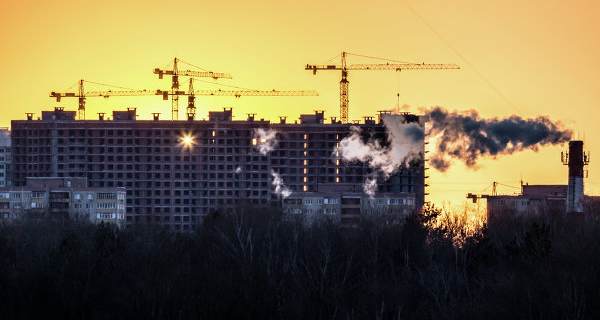 Near the smaller Moscow belt railway may receive up to 10 million square meters of real estate