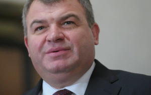 "Serdyukov became the industry Director for aerospace ""Rostec"""