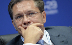MAYOR: Russia wants to recover the increasing trend in trade with Germany