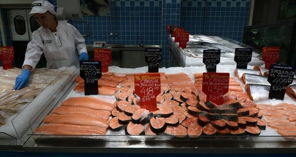 The head of the Ministry of agriculture proposed to limit government purchases of imported fish
