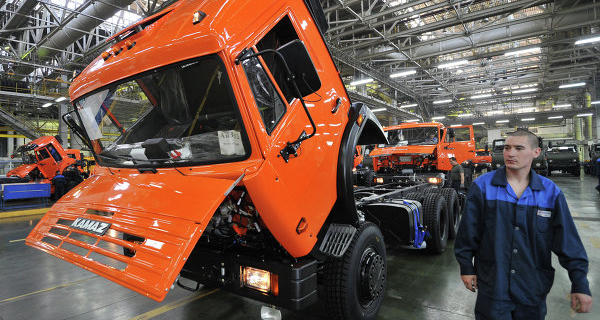 The Ministry of education of Russia will take part in a demonstration unmanned KAMAZ