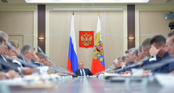 Putin: in reforming the fishing industry is an important consumer interests