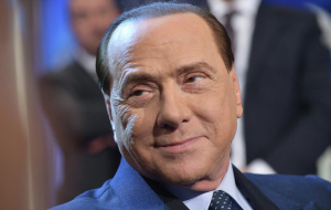 Berlusconi arrived in Crimea with a private visit