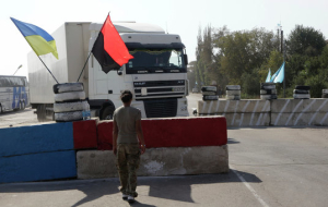 The Rosselkhoznadzor was not allowed into the Crimea on 6 trucks that broke through the blockade