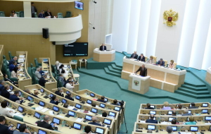 In the Federation Council proposed to increase loans to the regions and to alleviate the conditions of issue