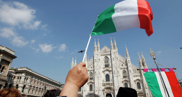 The MAYOR: Italy will support companies that intend to cooperate with Russia