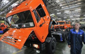 KAMAZ will move to a five day working week due to increased orders