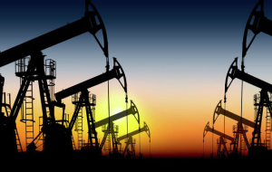 Oil prices lower after strong growth ahead