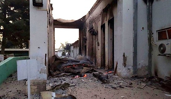 The bombing in Kunduz demanded to investigate as a war crime
