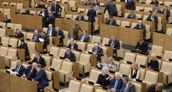 """The Deputy from """"United Russia"""" Pinsk headed the Committee on rules"""