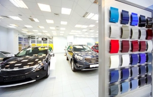 In the Russian market accelerated the decline in sales