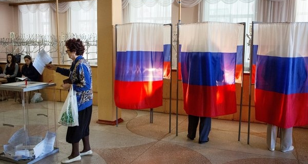 The law on elections in the state Duma in a single day of voting is adopted in the II reading